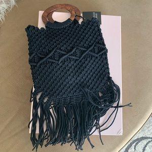 Danielle nicole macrame bag box of style